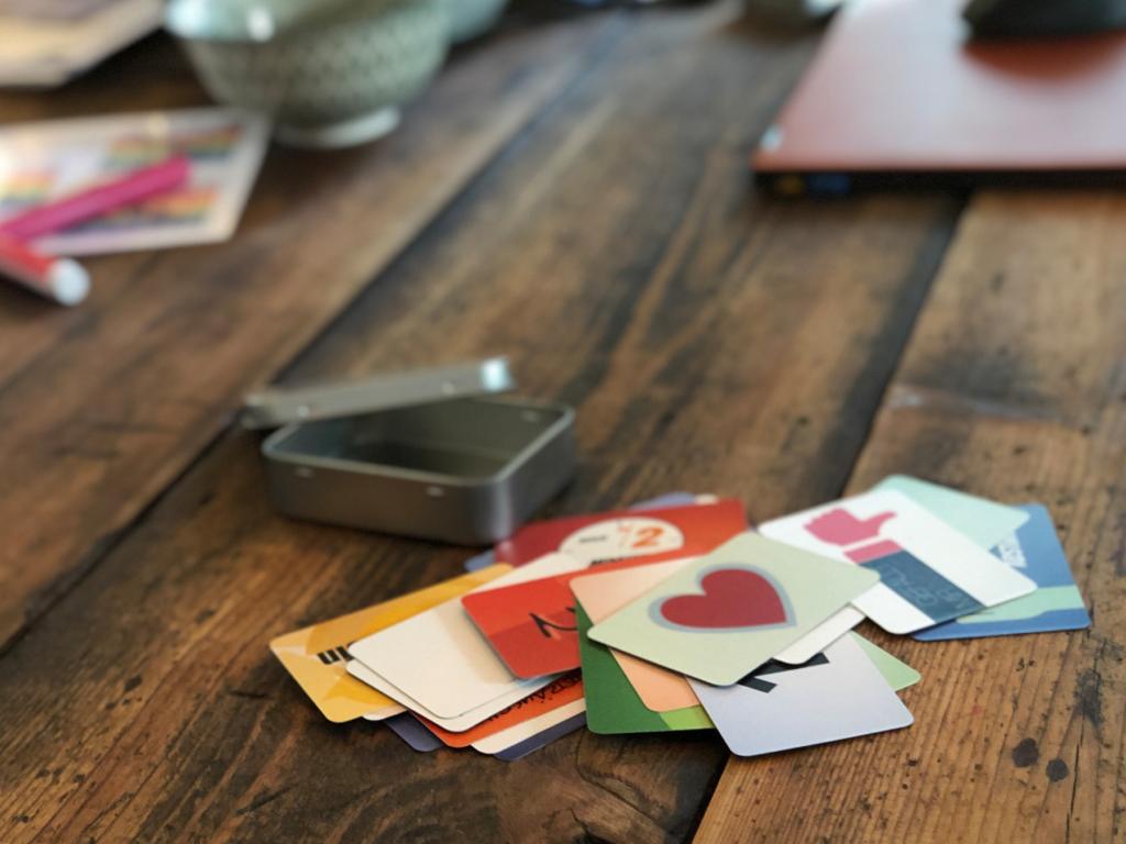Digital Collaboration Cards für dein Online-Meeting